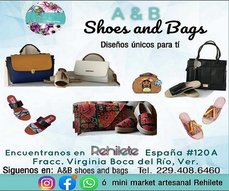 A&B | Shoes and bags