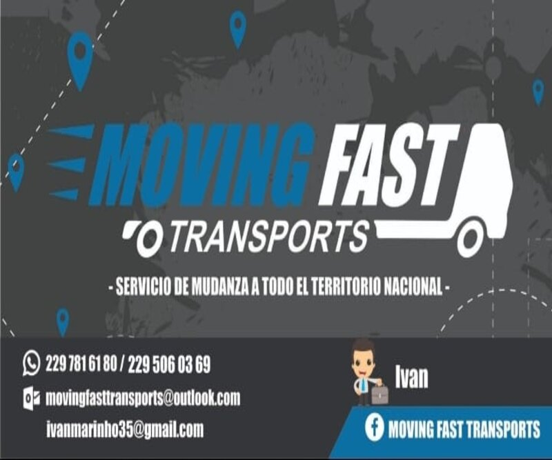 Moving Fast Transports