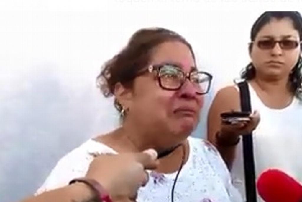 Esposa del periodista desaparecido en BocadelRío, Veracruz revela con llanto